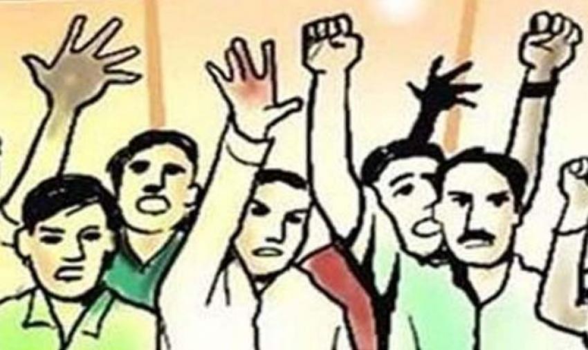 व्यपार में गिरवाट को लेकर भड़के व्यापरी, कहा 7 अगस्त के बाद शासन के किसी भी बंद करने के फैसले का पालन नहीं करगे