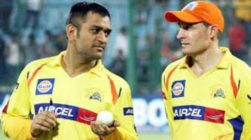 पूर्व धुरंधर Criketer माइकल हसी ने धोनी को चुना ऑलटाइम डरावनी IPL XI का कप्तान