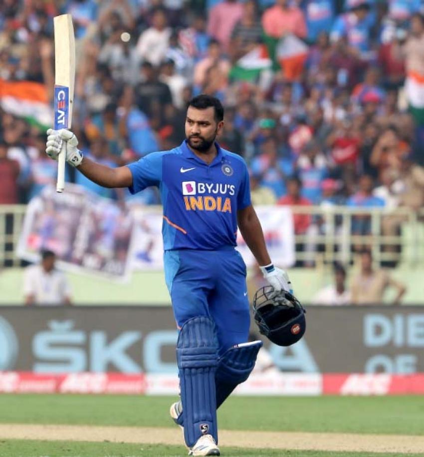 रोहित शर्मा को किया गया राजीव गांधी खेल रत्न अवार्ड के लिए नॉमिनेट, इन तीन खिलाड़ियों के नामों की भी की गयी सिफारिश